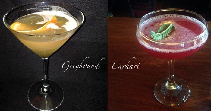 Greyhound & Earhart