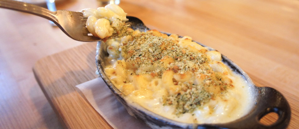 Elm Street Bakery Mac and Cheese