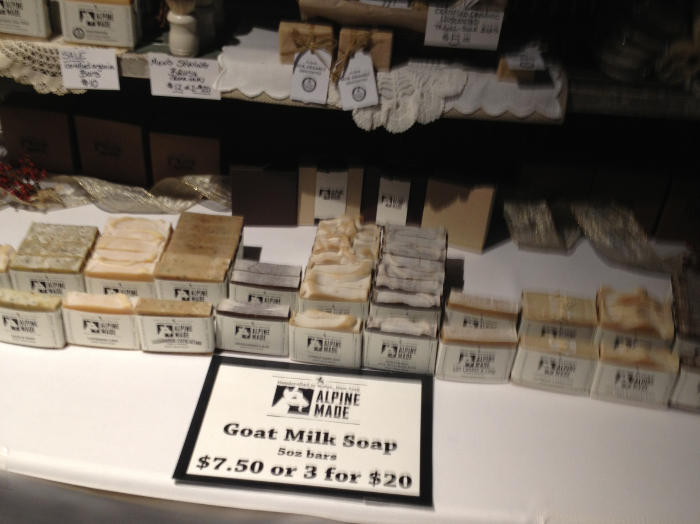 Things to do in Buffalo - Horsefeathers Market soap