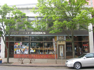 Buffalo Guide booklovers rustbelt books | Step Out Buffalo