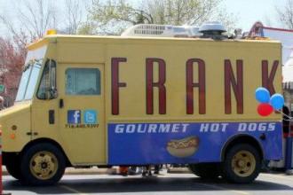 Frank Gourmet Hot Dog Truck