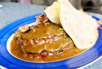 Lake Effect Diner Meatloaf | Step Out Buffalo