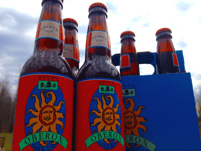 5 Beers to Drink this Spring