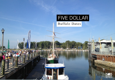 Five Buffalo Dates for $5 Or Less