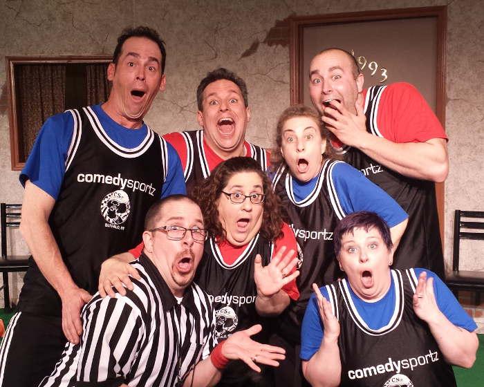 Buffalo ComedySportz