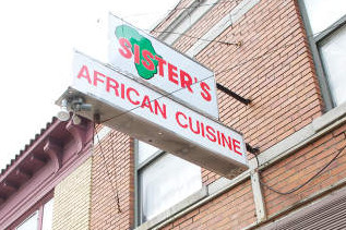 Sister's African Cuisine