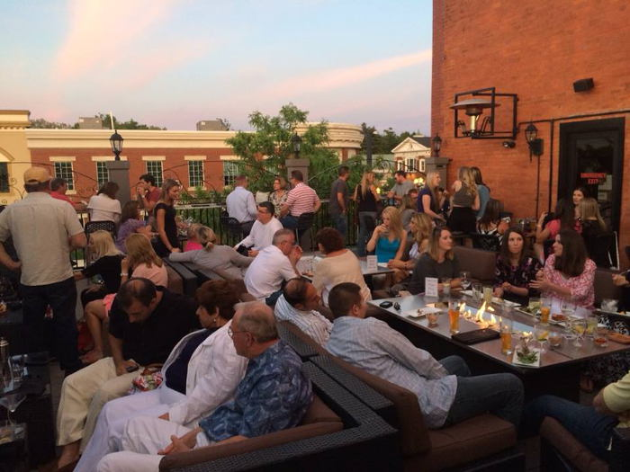 Six Great Rooftop Bars In Western New York