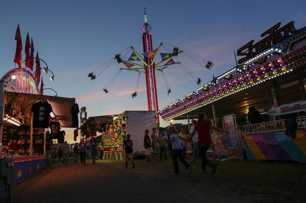 Cattaraugus County Fairgrounds