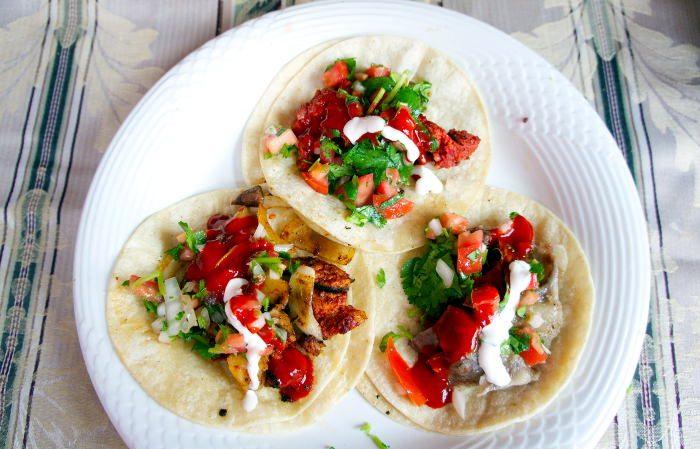 Valle de Mexico Tacos