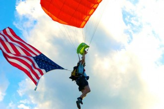 WNY Skydiving, Step Out Buffalo