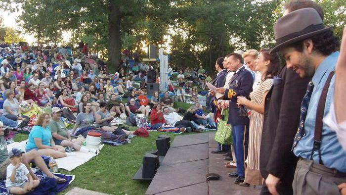Photo from Shakespeare in Delaware Park's Facebook