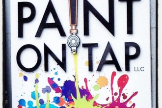 Paint on Tap Class - Buffalo NY