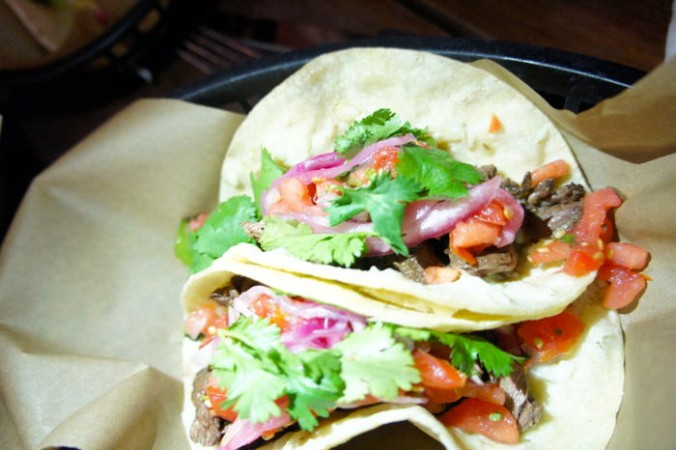 Steak Tacos at Cantina Loco / Step Out Buffalo