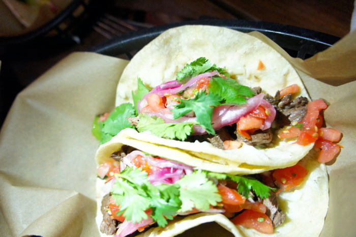 Steak Tacos at Cantina Loco / Step Out Buffalo