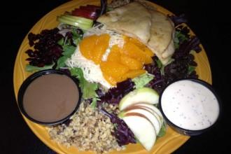 Poppyseed salad | Step Out Buffalo