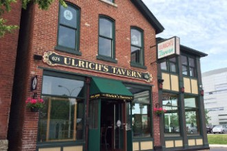 ulrich's Tavern reopening