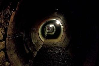 Lockport Caves Entrance