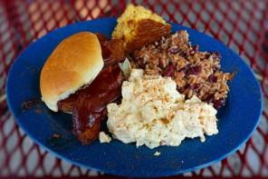 The Brickyard Beef Brisket Sandwich