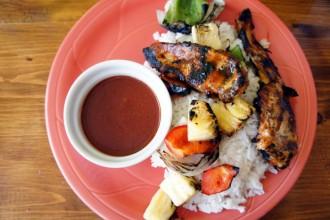BBQ Chicken Kebab at Presto!