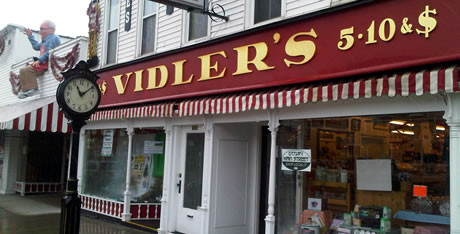 Vidler's 5 & 10 - Step Out Buffalo
