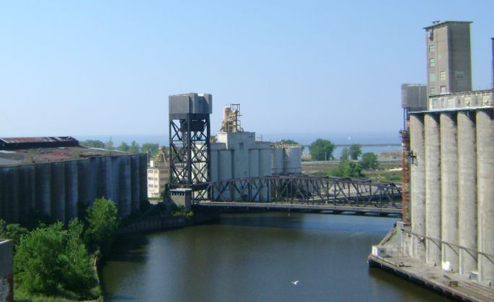 Silo City Vertical Tour, Silo City, Buffalo NY, Step Out Buffalo, Ways to Experience Silo City