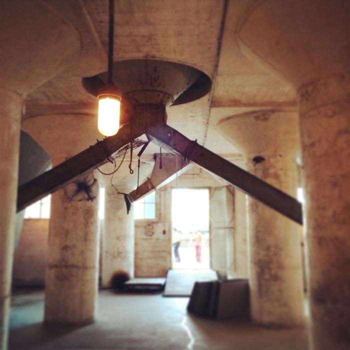 Inside the grain elevators at Silo City, Silo City, Buffalo NY, Ways to experience silo city, Step Out Buffalo