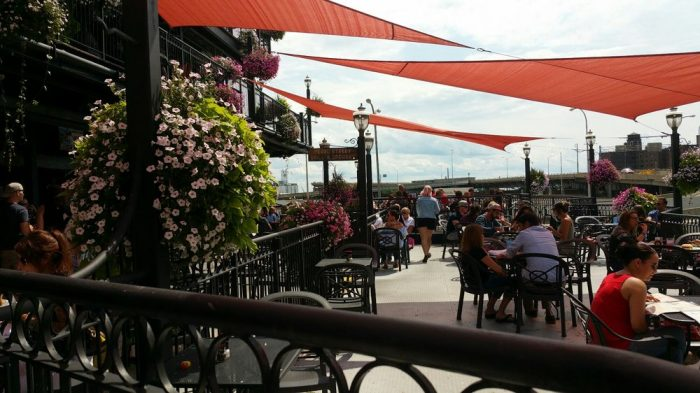 9 Classic Buffalo Patios for Drinking & Dining