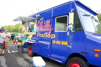 Philly Flattop Food Truck