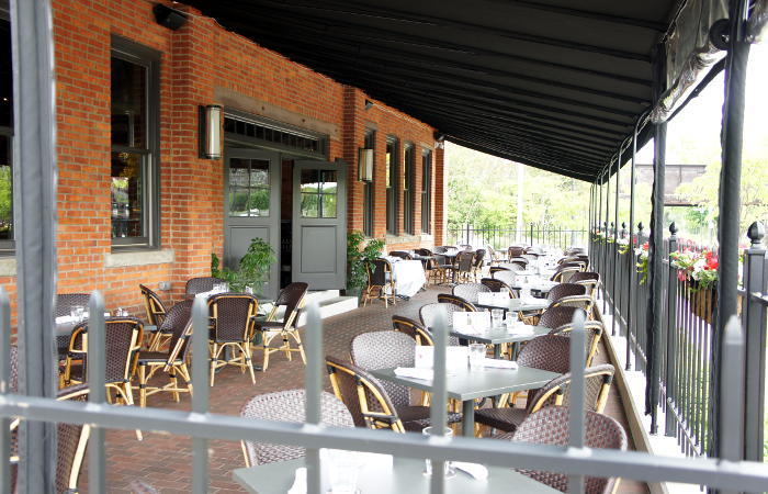 Remington Tavern Patio