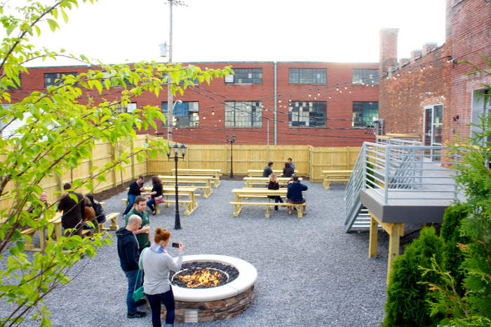 Best Beer Gardens in Buffalo, Step Out Buffalo