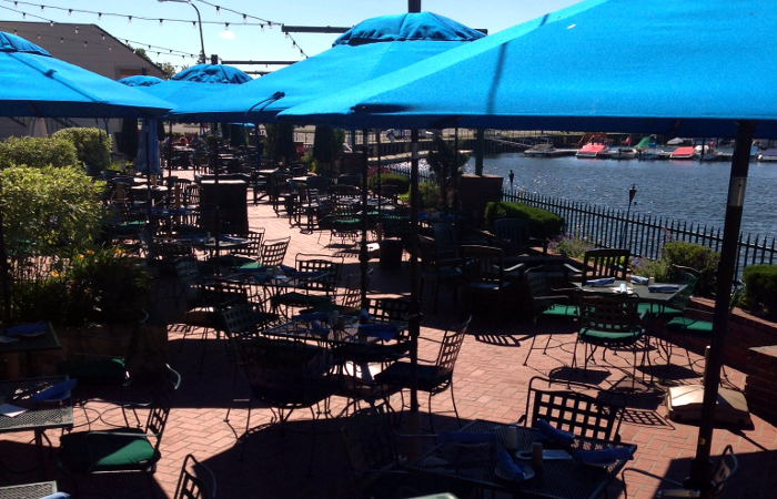 Templeton Landing Patio