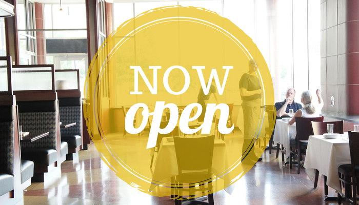 August Restaurant Openings