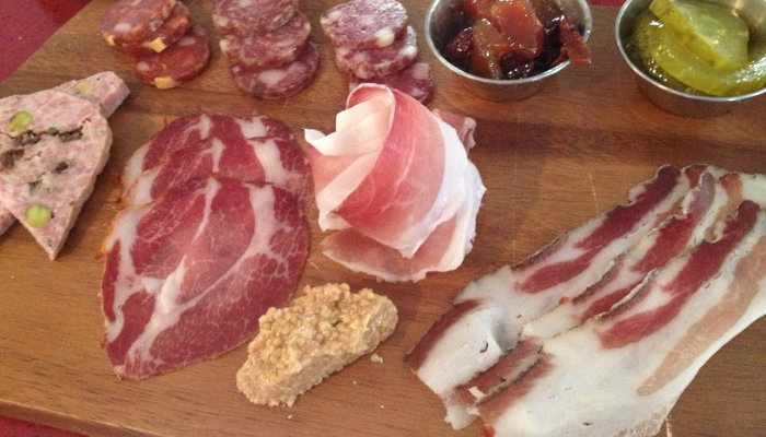 Billy Bar Charcuterie Platter