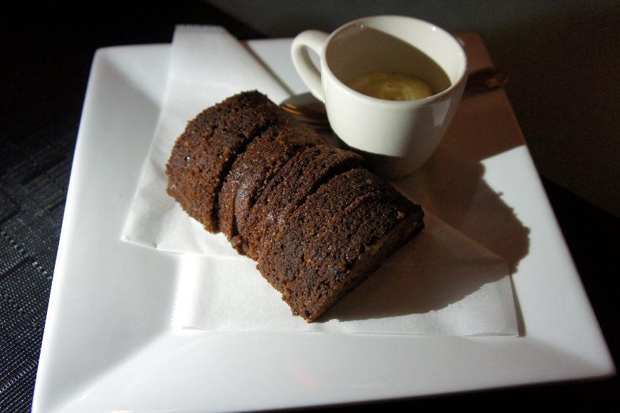 Bread & bourbon butter