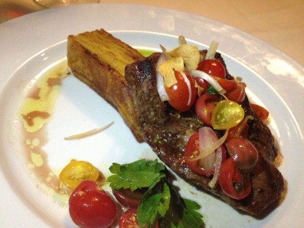 Prime Flatiron Steak