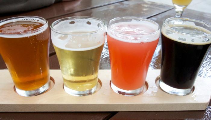 Resurgence Brewing Co Beers
