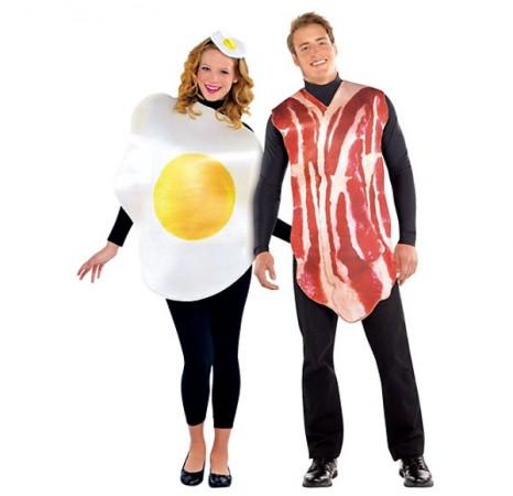 Eggs + Bacon