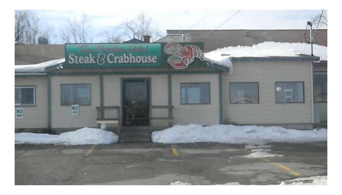 Boston Hotel's Steak & Crab