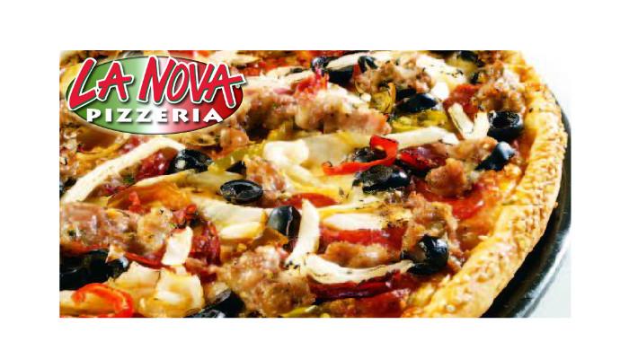 La Nova Pizzeria - Buffalo