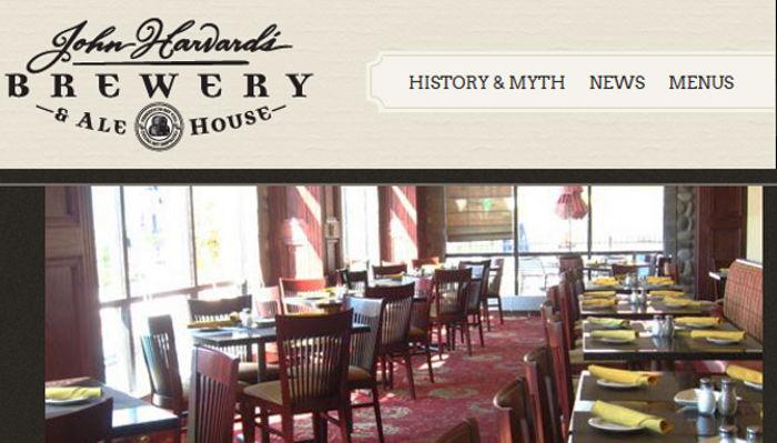 John Harvard Brewhouse