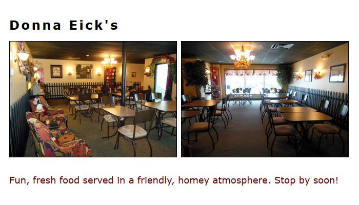 Donna Eick's