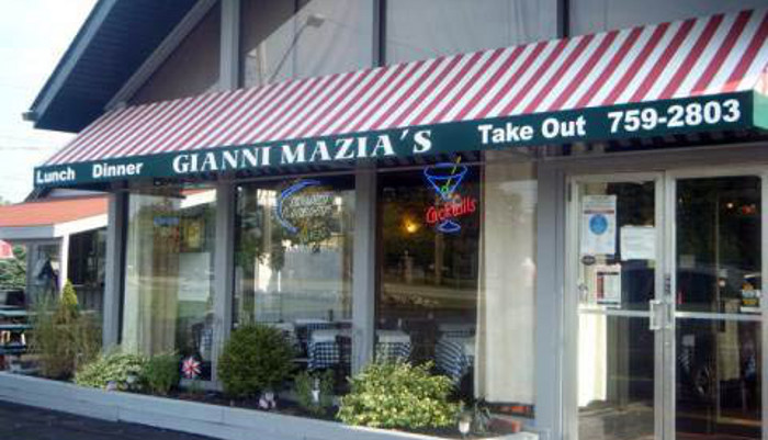Gianni Mazia's