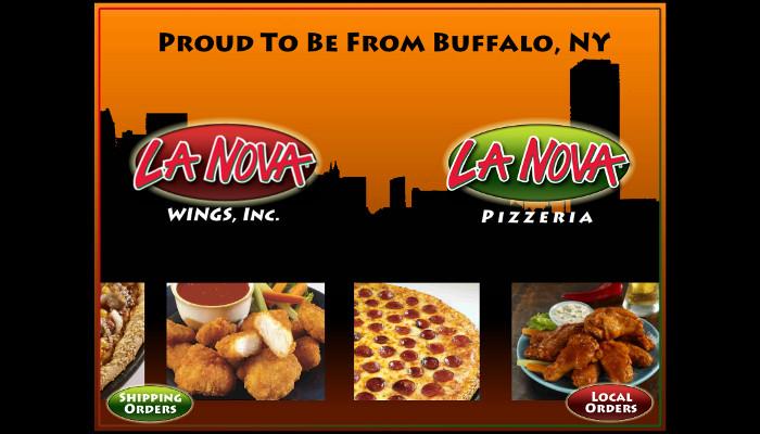 La Nova Pizzeria - Williamsville