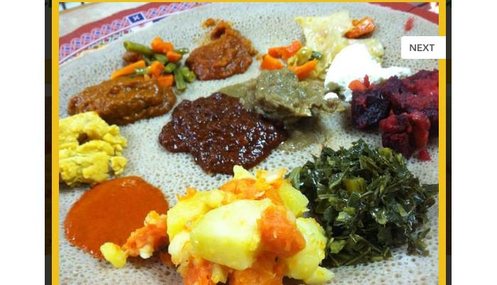 Lucy Ethiopian Cuisine