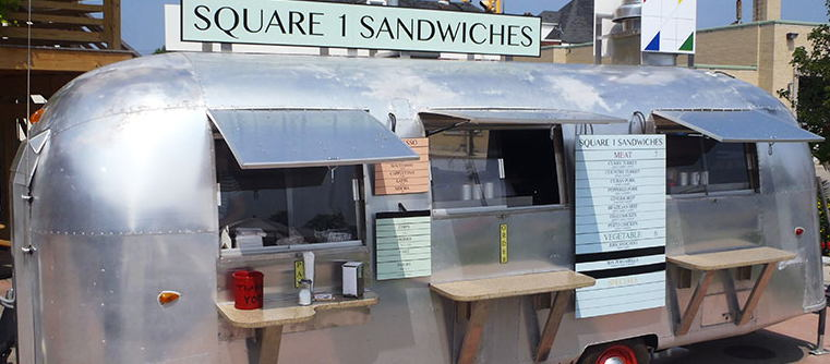 Square 1 Sandwiches