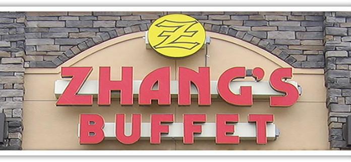 Zhang's Buffet