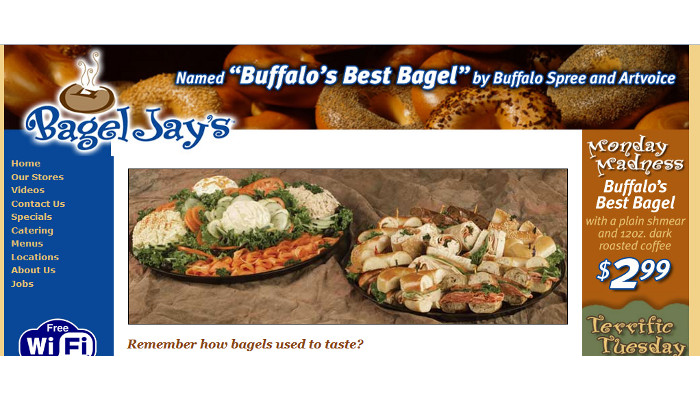 Bagel Jay's Bakery & Cafe