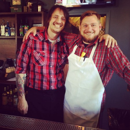 Bartender Joe & Chef Nate