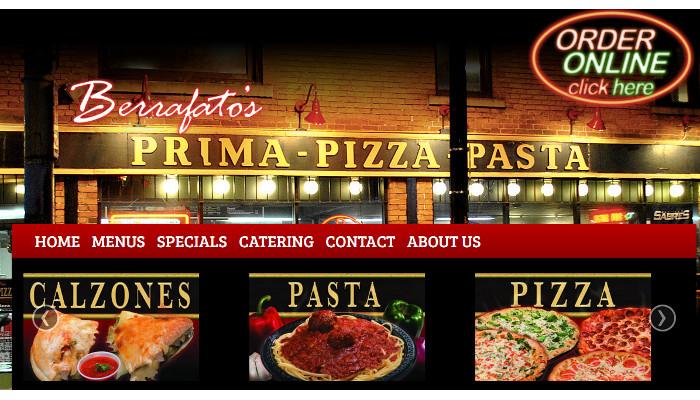Berrafato's Prima Pizza & Pasta