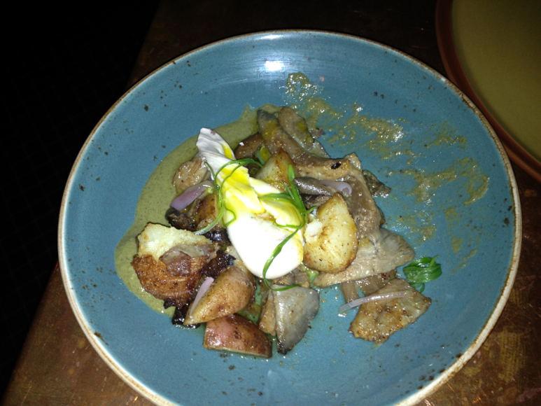 Buffalo Proper: Eggs & Potatoes